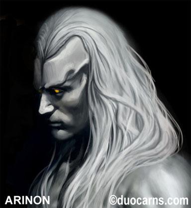 Arinon - Ausbilder und Heiler