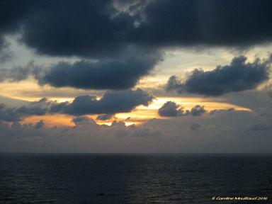 Coucher de soleil à Sunset