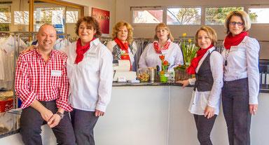 René, Silvi, Larissa, Natalia, Rita, Olga (Foto HochGLANZ)