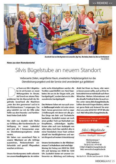 HochGLANZ Ausgabe März 2013