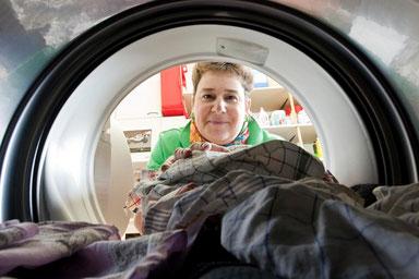 so sieht`s für ihre Wäsche aus...