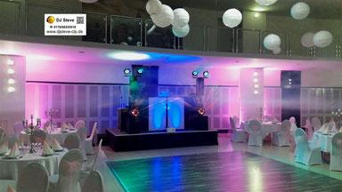 Suche DJ Steve für eine Hochzeit in Vechta, Oldenburg und Bremen.