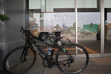 アクティビティセンター 電動e-bike