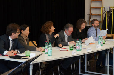 The Jury of the 7th EOP 2013