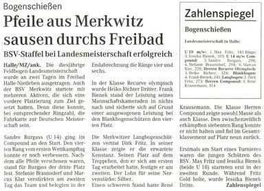 Artikel - BSV Merkwitz 1997 e.V.