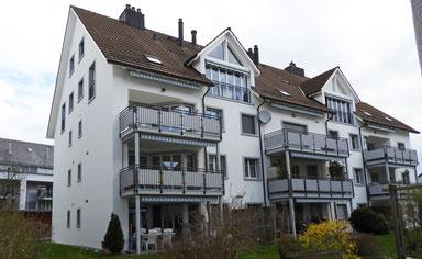 Äussere Malerarbeiten, Fassaden-Renovation
