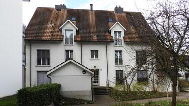 MFH Obere-Farb-Weg 5, Uster.  Äussere Malerarbeiten, Fassadenrenovation