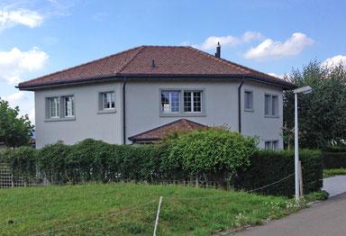 Äussere Malerarbeiten / Fassadensanierung