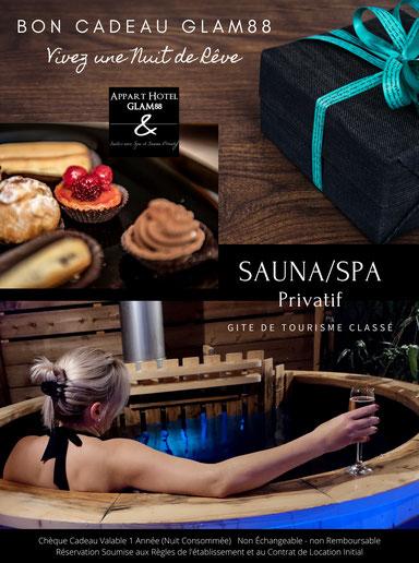 Hotel de Luxe avec jacuzzi Remiremont