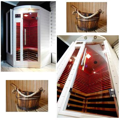 hotel vosges avec sauna infrarouge privé
