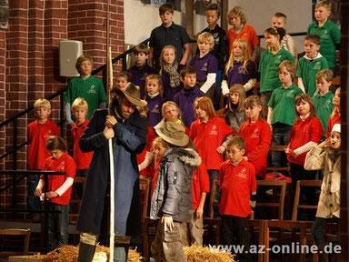 Aufführung in Salzwedel (© Altmark-Zeitung)