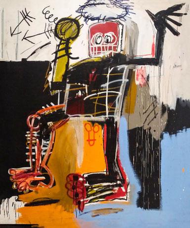 Jean Michel Basquiat oeuvre