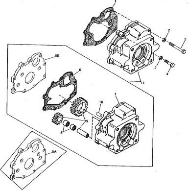Deere 644c Parts