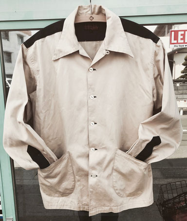 "The ultraco.1996 first apparel made.""50s shirt"""