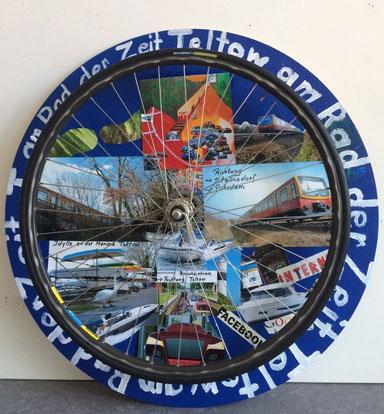 Teltow dreht am Rad der Zeit