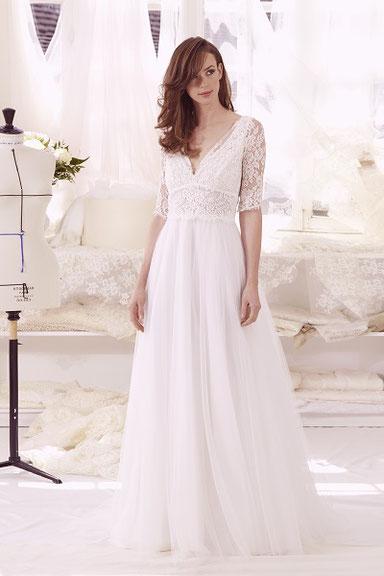 Robes de mariée françaises