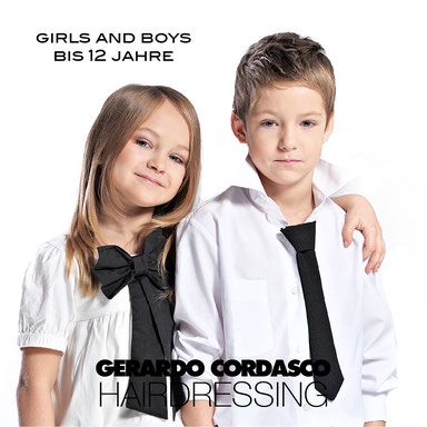 Hairdressing Girls and Boys bis 12 Jahren in Chur