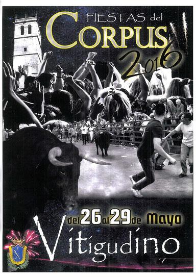 Fiestas del Corpus en Vitigudino