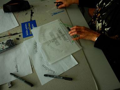 Unerlässlich fürs Handlettering: Transparentpapier