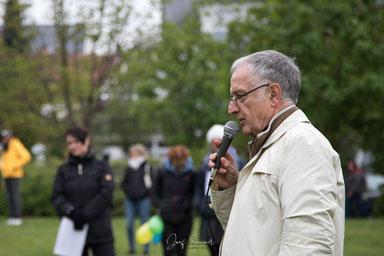 Rechtsanwalt Klaus Harsch (CDU)