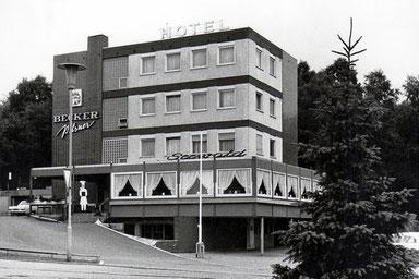 dudweiler, saarbruecken, hotel seewald