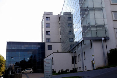 St. Josef-Krankenhaus, Dudweiler, Kloster, CCS