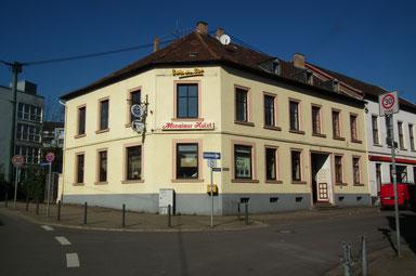 Dudweiler, Ülo, Sudstraße 1, Württhemberger Hof