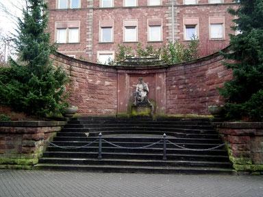 Kriegerdenkmal, Dudweiler, Saarbrücker Straße 270, 1926