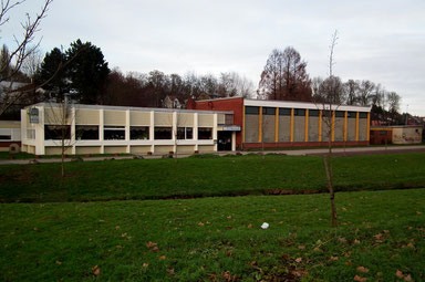 Dudweiler, TUS Herrensohr, TUS-Halle, Wiesental