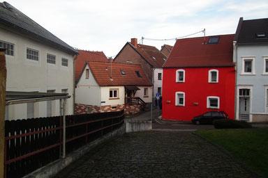 Dudweiler, Vater-Unser-Gässje, Büchelstraße
