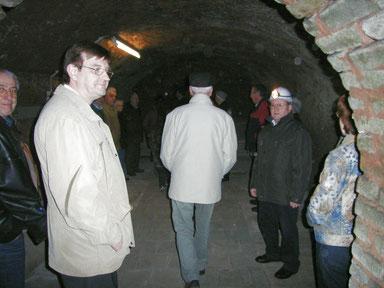 Dudweiler, Felsenkeller, Friedel Meier