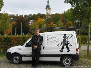 Kaminkehrer Andreas Haberzett