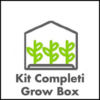 kit completi grow box