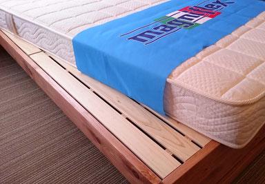 ベッドのカビ / マニフレックスは、全種類体感できるマニステージ福岡へ。