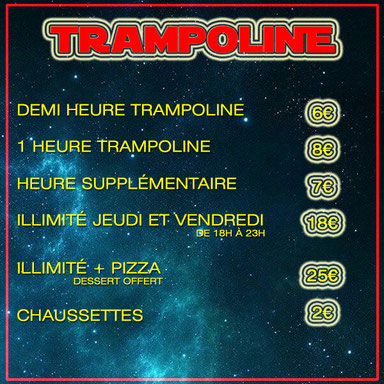 trampoline agen - jump - jumpers - anniversaires -amis