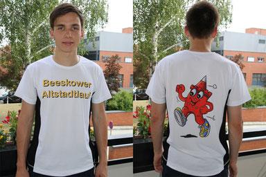 Das T-Shirt zum Beeskower Altstadtlauf