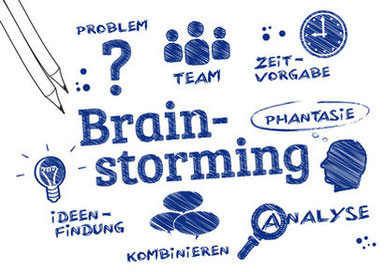 Brainstorming Metallfaktur.ch