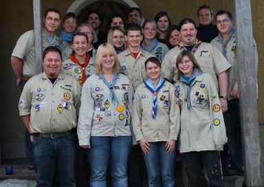 Leiterrunde Schuljahr 2010-2011 - Bild vom 31.10.2010