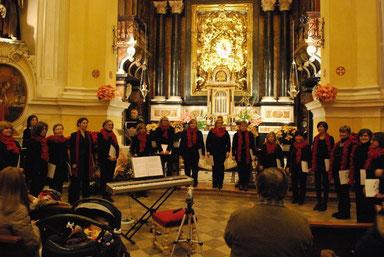 Concerto, Monte dei Cappuccini, 6 Gennaio 2015