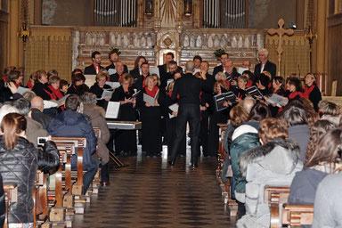 Concerto, Chiesa Gesù Nazareno, 21 Dicembre 2014