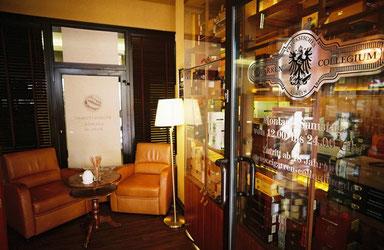 Smokers Lounge von Berlin Cigar Guide