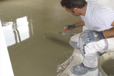 Rénovation, isolation, enduit et peinture, revêtement de sol