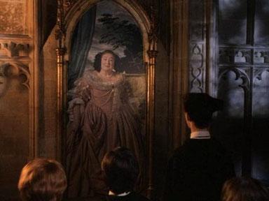 Fotograma de Harry Potter i la pedra filosofal (2001).