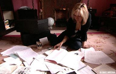 "Fotograma del reportatge ""J.K. Rowling - A year in the life"""