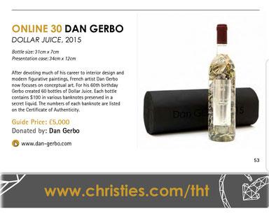 Dan Gerbo Christie's