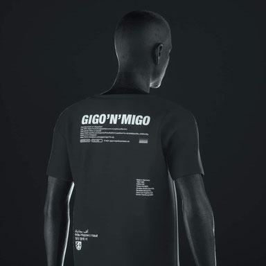 Gigo'n'Migo - Shirt