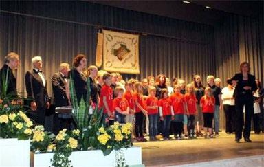 60-jähiges Vereinsjubiläum 2012