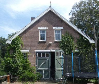 Wagenschuur hotel Kraijesteijn, landgoed kasteel Rosendael, Rozendaal, bouwhistorisch onderzoek rijksmonument