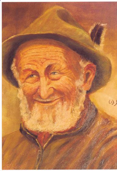 Tauberschorsch - Porträt W. Stör