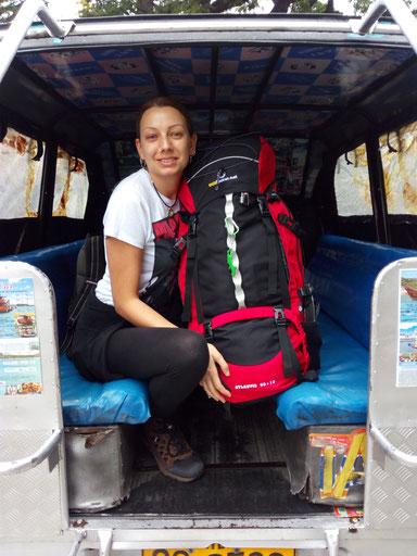 Thailand Vietnam Kambodscha Transportmittel Sighseeing Essen Street Food